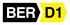 BER Label D1